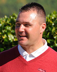 Profile for Greg Rushing, Head Golf ProEvents
