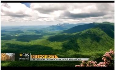 CBS News lists Greenville, SC as a 2015 Vacation Hot Spot ...