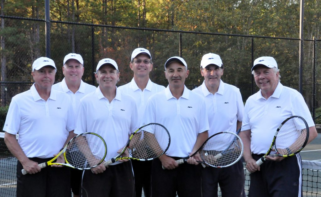 Mens Tennis team 2016